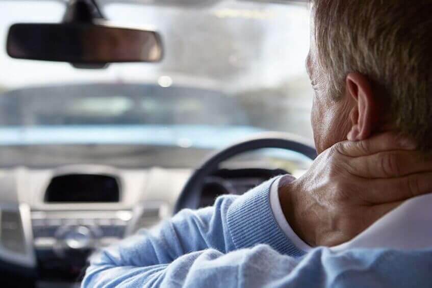 A falta de conforto no carro é um bom motivo para trocá-lo por outro!