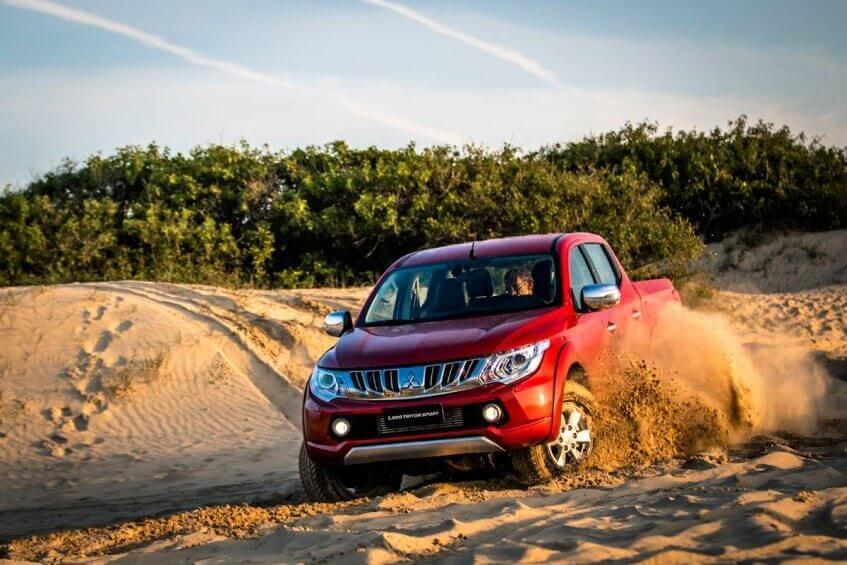 Se você é aventureiro, precisa de um carro à altura!