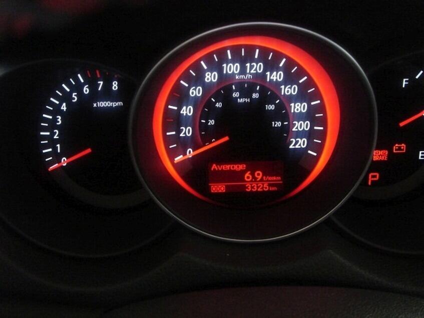 Verifique a quilometragem do carro antes da compra!