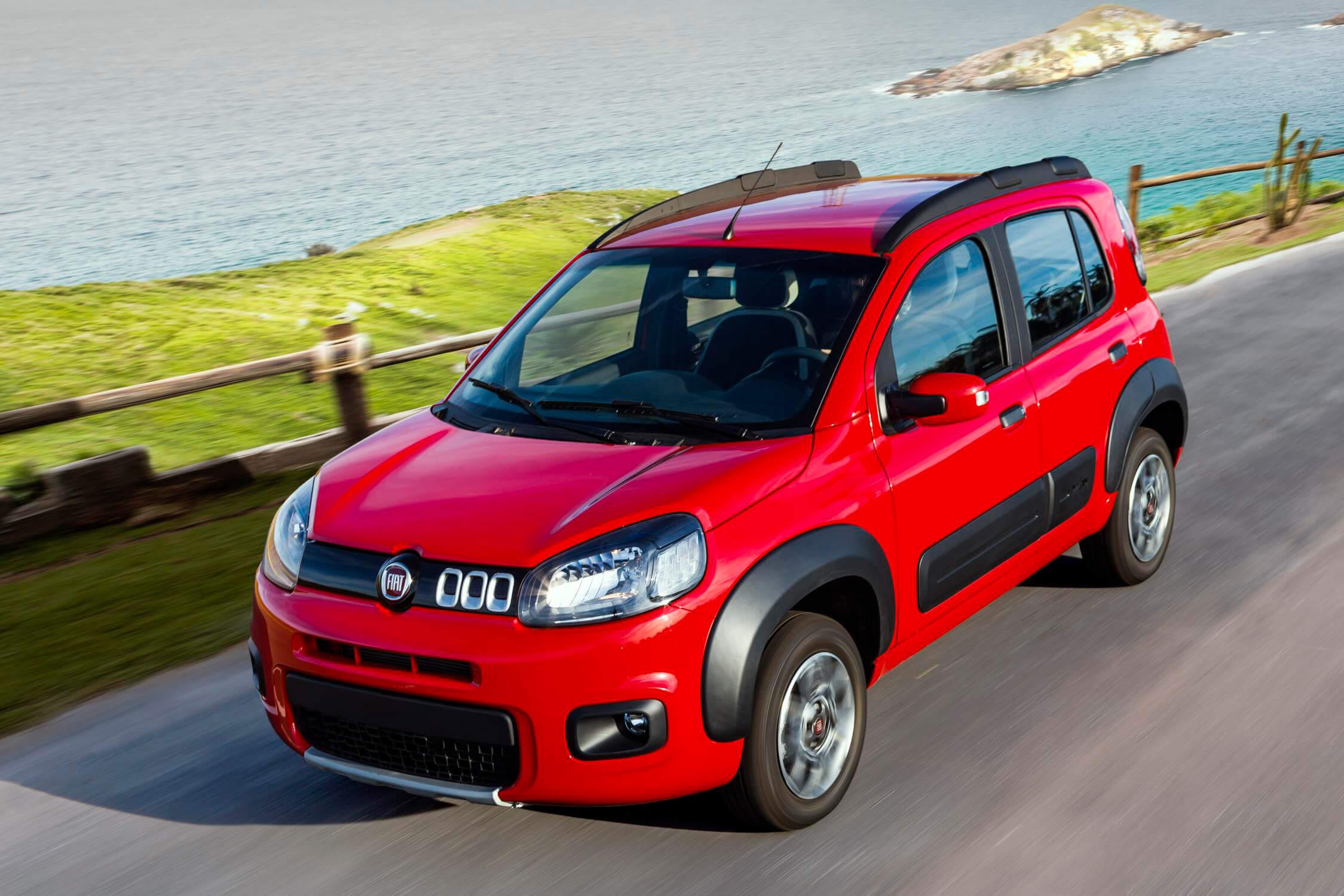 Carro de 30 mil Reais: Fiat Uno - modelo até 2016