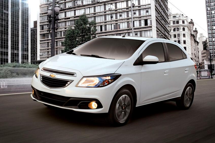 Modelos que sofrem menos com a desvalorização: Chevrolet Onix