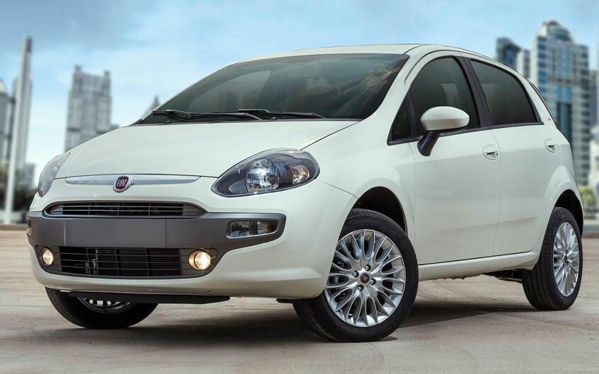 Modelos que sofrem menos com a desvalorização: Fiat Punto