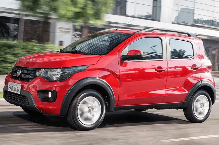 Fiat Mobi 1.0 2019