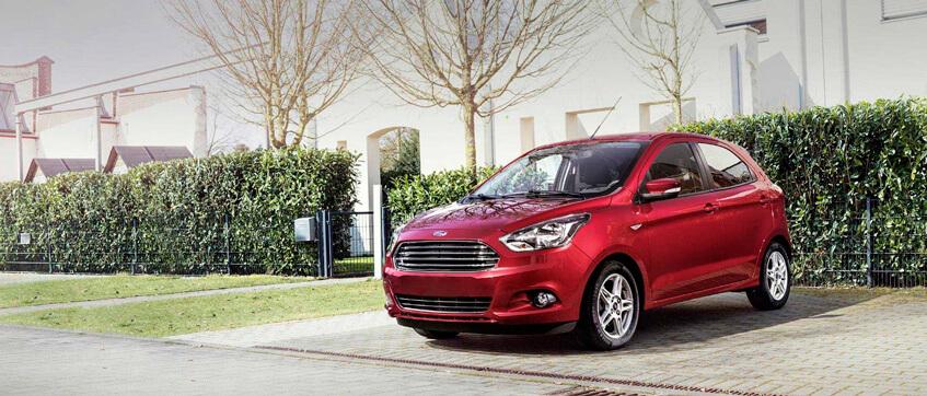 Modelos que sofrem menos com a desvalorização: Ford Ka