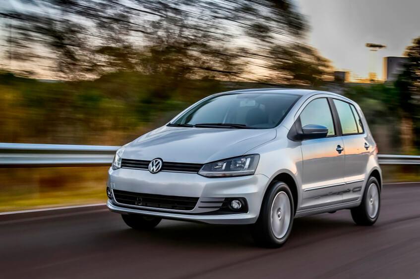 Modelos que sofrem menos com a desvalorização: Volkswagen Fox