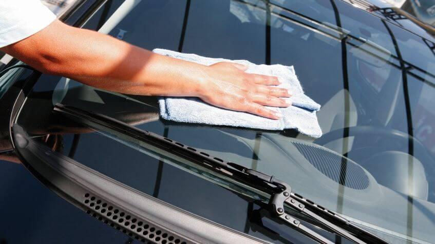 Mantenha o carro limpo