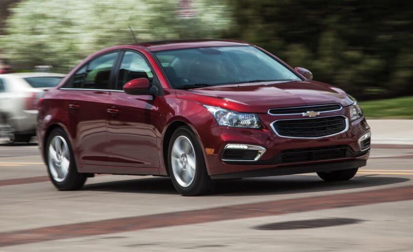 Sedans Médios Preparados para o Dia-a-Dia: Chevrolet Cruze