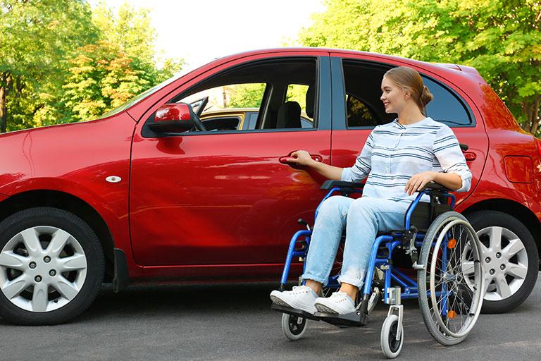 Como comprar carro para deficiente