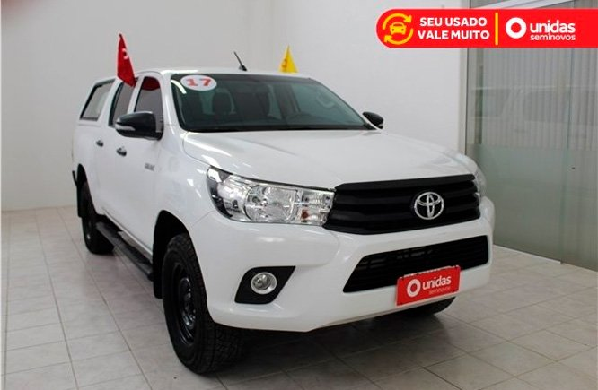 Veículos a Diesel: Toyota Hilux