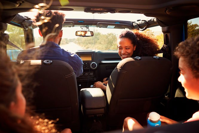 Escolhendo o modelo de carro ideal: começando a família