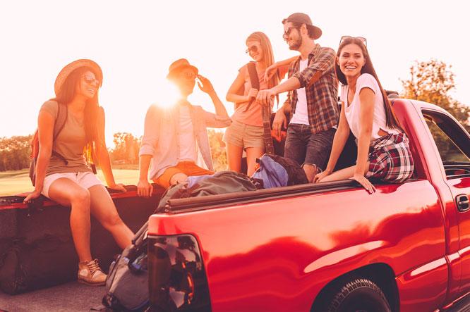 Escolhendo o modelo de carro ideal: estilo aventureiro