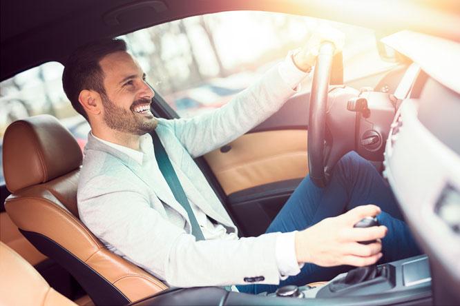 Escolhendo o modelo de carro ideal: estilo conservador