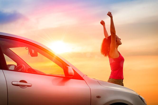 Escolhendo o modelo de carro ideal: jovens solteiros