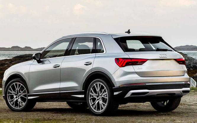 Carros seminovos de luxo - Audi Q3
