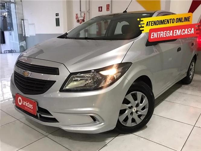 Acabamento Chevrolet Prisma Joy 1.0 2019