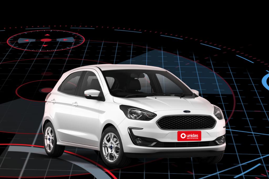 Ford Ka Se 1.0 2019 Ficha Técnica e Principais Características