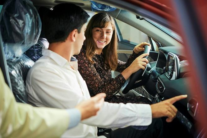 crédito para comprar carro