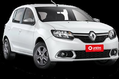 Renault Sandero - Carros para motorista de aplicativos