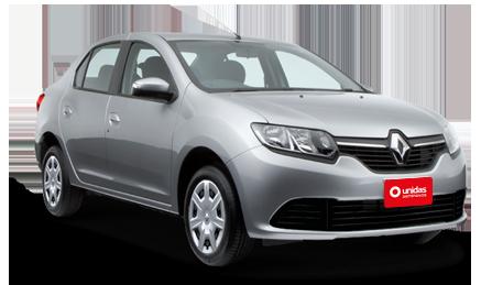 Renault Logan - Carros para motorista de aplicativos