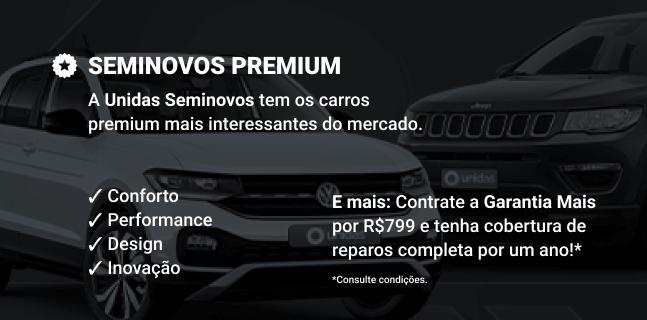 Benefício carros premium